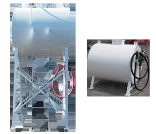 farm fuel tanks